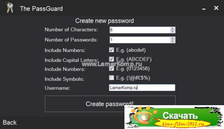 The PassGuard