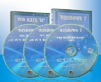 Windows 7 SP1 ALL CLASSIC RUSSIAN PROJECT ©SPA 2011[12.05.11] - «Windows»