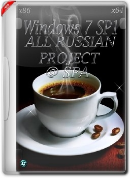 WINDOWS 7 SP1 CLASSIC ALL RUSSIAN PROJECT © SPA [2016] - «Windows»
