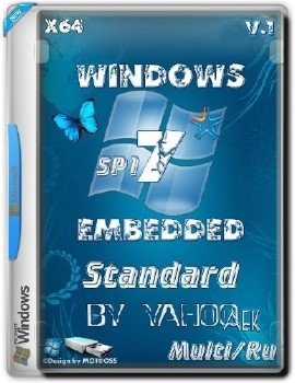 Windows Embedded Standard 7 SP1 v1 [Multi/Ru] - «Windows»