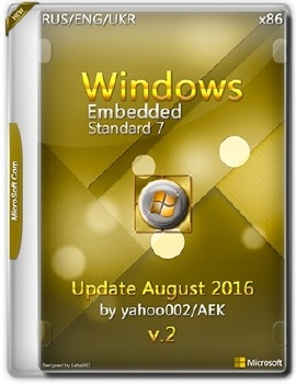 Windows Embedded Standard 7 SP1 v2 x86 [Multi/Ru] - «Windows»